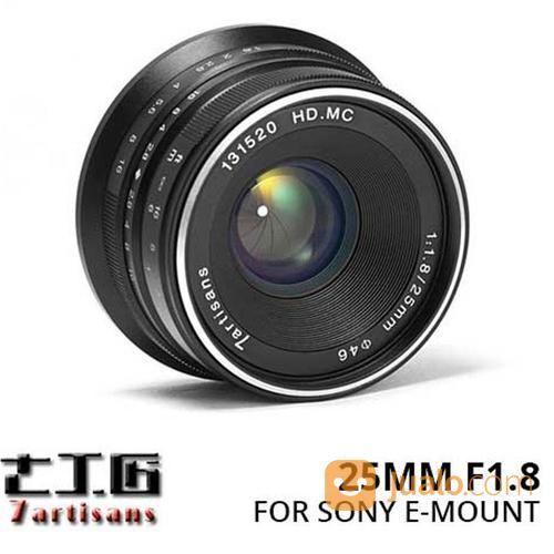 Lensa 7artisans 25mm lensa kamera 14117925