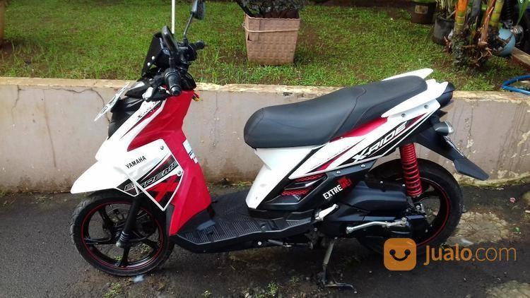 Yamaha x ride putih m motor yamaha 14119573