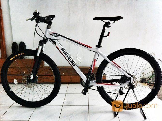 Sepeda Polygon Xtrada 3.0 Fullset Banget Semarang Jualo