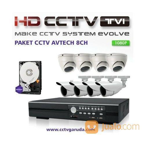 Paket cctv 4ch hikvis spy cam dan cctv 14130635