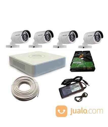 Paket cctv 4 kamera o spy cam dan cctv 14130835
