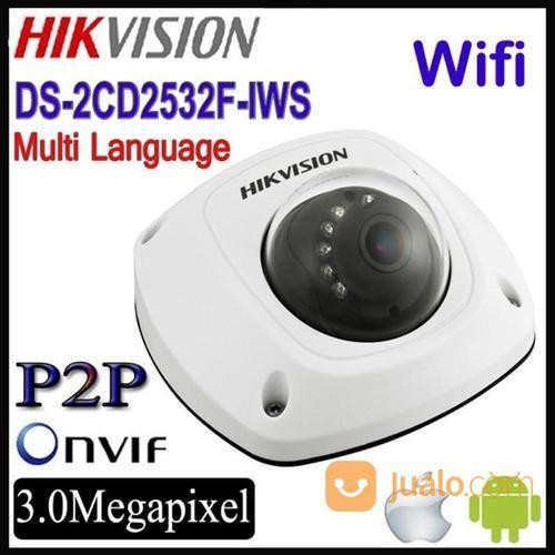Hot sale hikvision 3m spy cam dan cctv 14131091