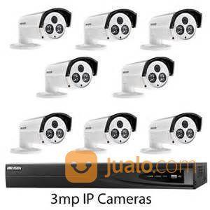 Cctv paket 4 channel spy cam dan cctv 14131253