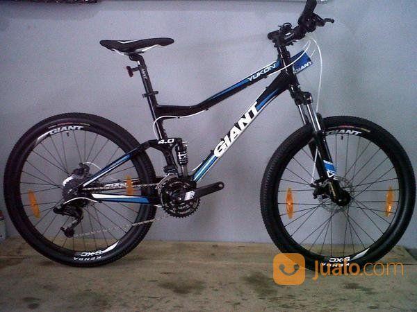 Sepeda Giant Yukon Fullset Surabaya Jualo