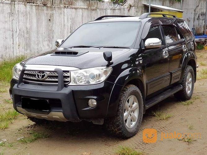 Toyota fortuner v lux mobil toyota 14166829