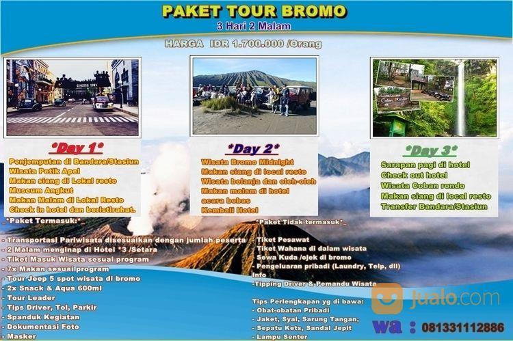Paket Tour Bromo 3 Hari 2 Malam