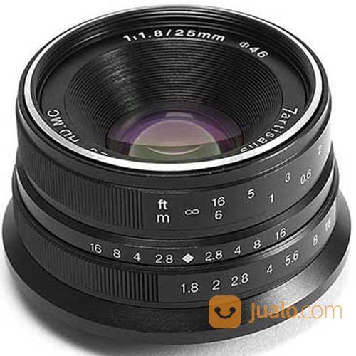 Lensa 7artisans 25mm lensa kamera 14189875