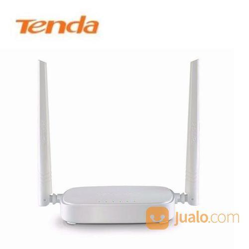 Tenda n301 3 in 1 wir modem dan router 14194825