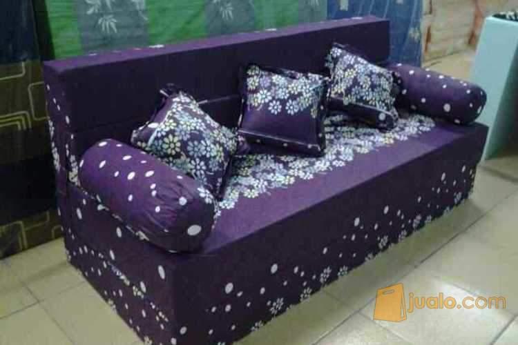 Sofa Bed Inoac Ukuran No 2 P 200 Cm L 160 Cm T 20 Cm