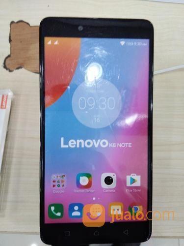 Lenovo k6 note handphone lenovo 14204627