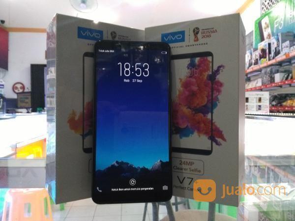 Vivo v7 plus black handphone lainnya 14277451