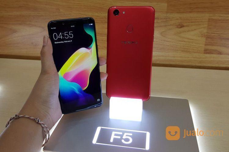 Oppo f5 warna merah handphone oppo 14277815
