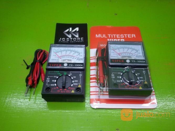 Multimeter analog min elektronik peralatan elektronik 14413403