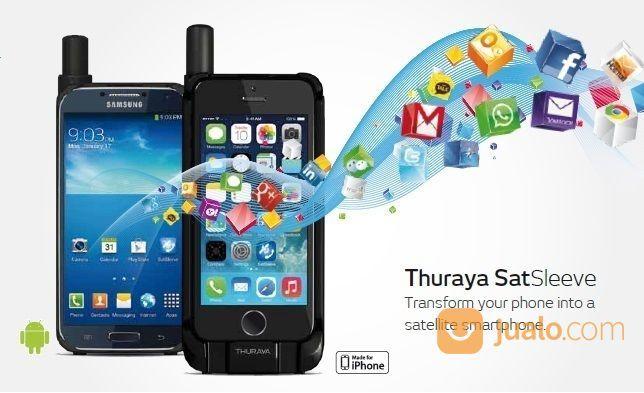 The thuraya satsleeve handphone lainnya 14434267