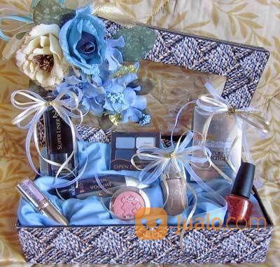 Paket Kosmetik Hantaran Pernikahan Lamaran Wardah Murah Wardah Paket Seserahan Nikah Asmara