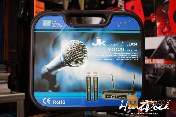 Mic wireless jk coust audio audio player rec 14472215