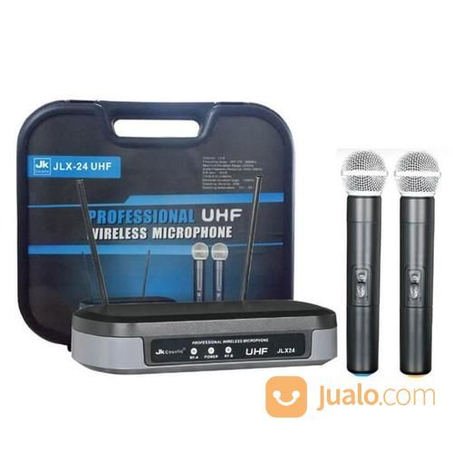 Mic wireless jk coust audio audio player rec 14472233