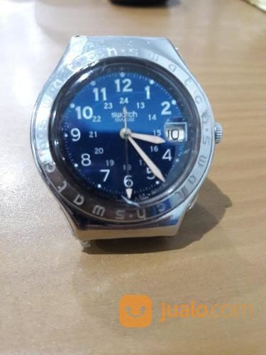 Swatch happy joe iron jam tangan 14478639