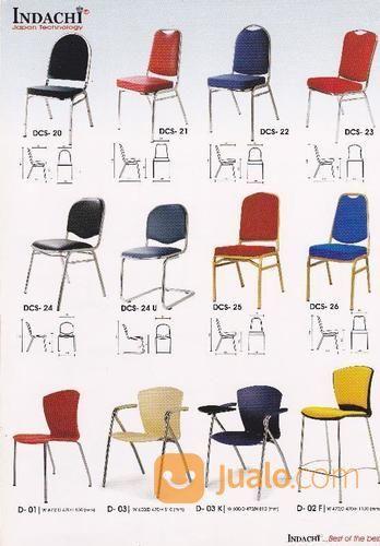 Kursi kantor indachi kebutuhan rumah tangga furniture 14554017