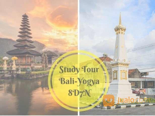 Paket Study Tour Bali Yogyakarta 8h7m