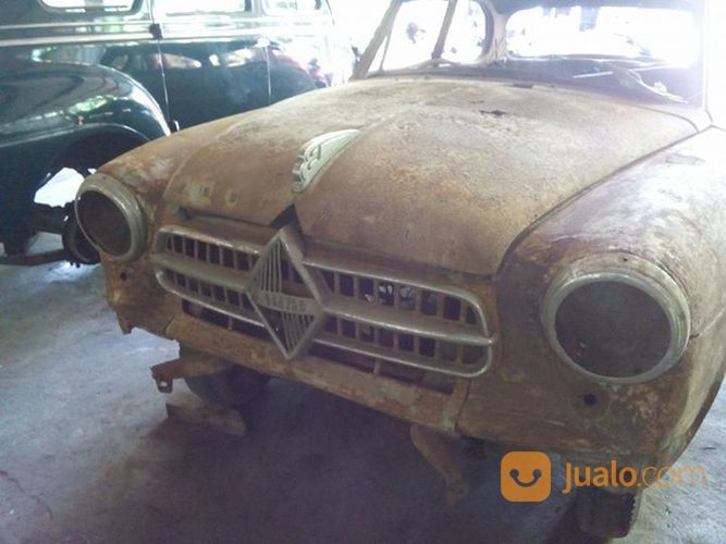 Pecinta mobil rongsok mobil klasik dan antik 14632621