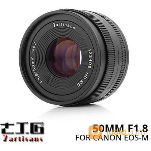 Lensa 7artisans 50mm lensa kamera 14644703