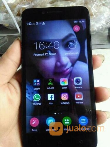 Lenovo vibe c 4g handphone lenovo 14659069