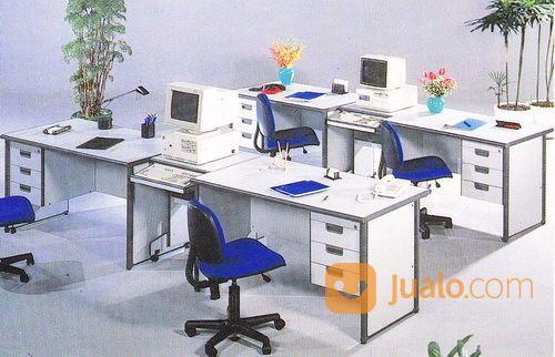 Meja kantor murah kebutuhan rumah tangga furniture 14690035