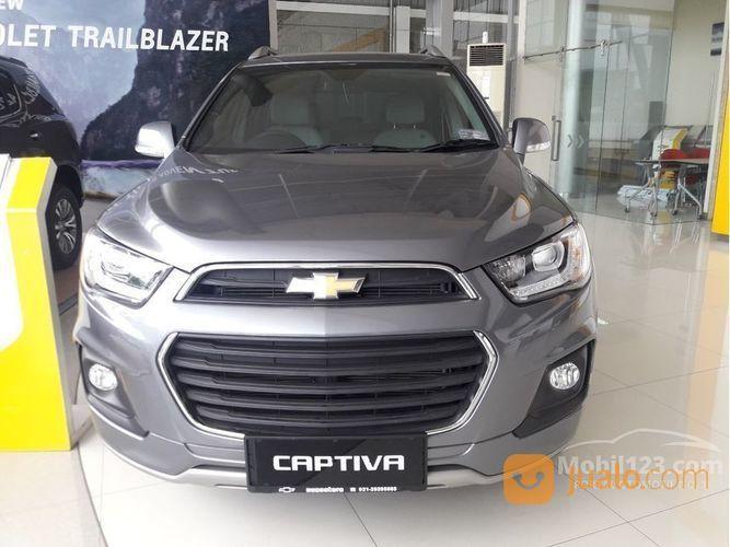 Chevrolet Captiva 2 0 Fwd Ltz At Diskon Besar