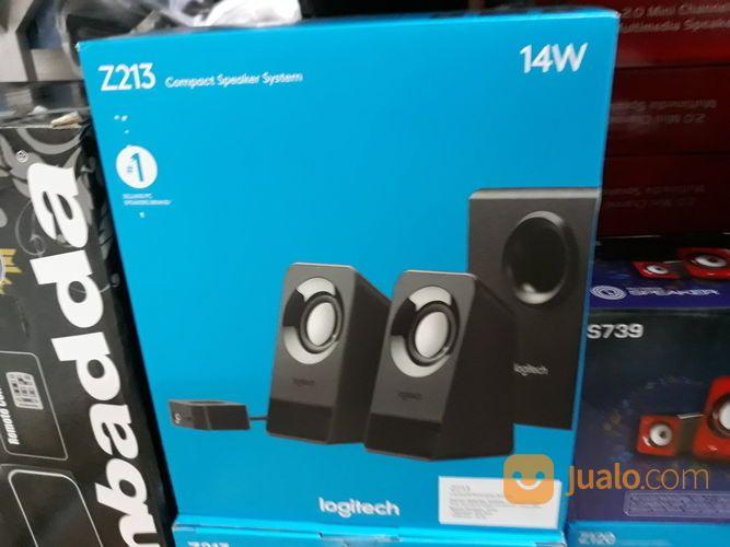 Speaker logitech z213 pemutar musik portable 15156169