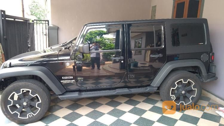 Jeep Wrangler Renegade >> Jeep Wrangler Renegade Sport 3 6 Bensin Sangat Bagus