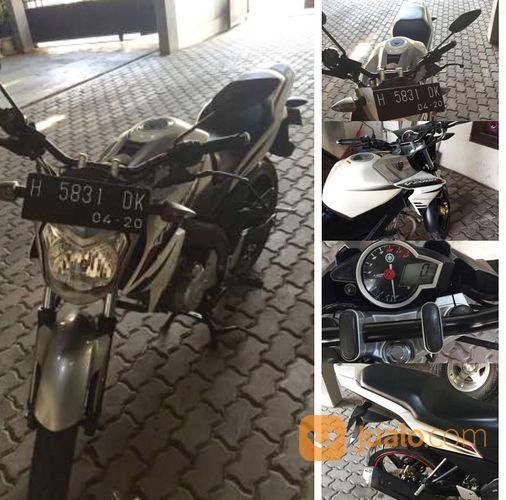 Vixion warna putih 20 motor yamaha 15182445