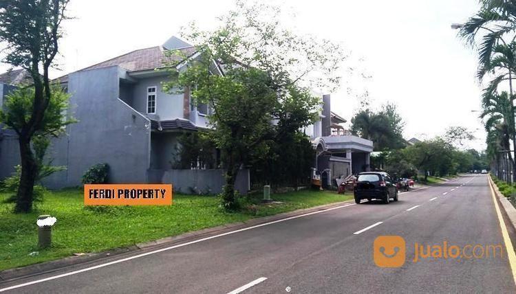 Kavling boulevard kot tanah dijual 15253841