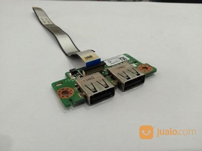 Port usb laptop acer komponen lainnya 15324589