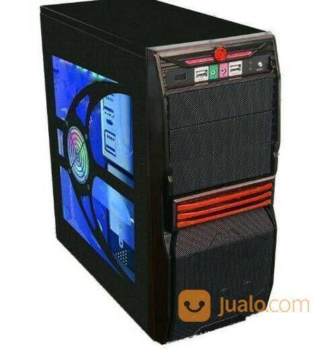 Pc rakitan core2duo komputer desktop 15345789