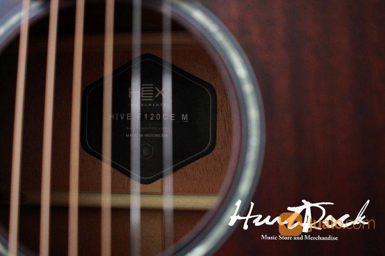Guitar acoustic hex h gitar dan bass 15462809