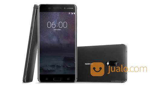 Nokia 6 black ram 3 3 handphone nokia 15715069