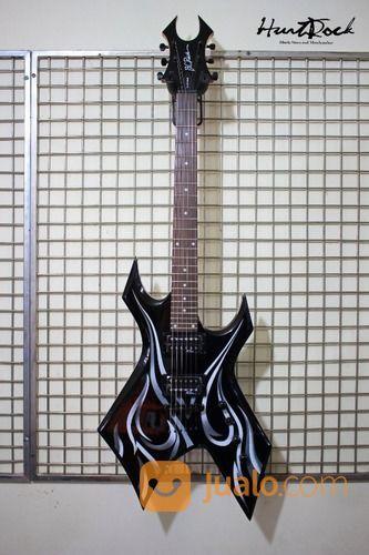 Gitar elektrik bc ric gitar dan bass 15743521
