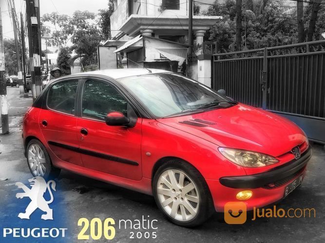 Peugeot th 2005 nego mobil peugeot 15750313