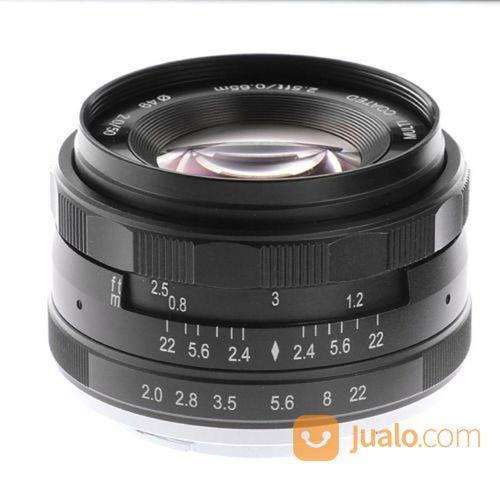 Lensa meike 50mm f2 0 lensa kamera 15851973