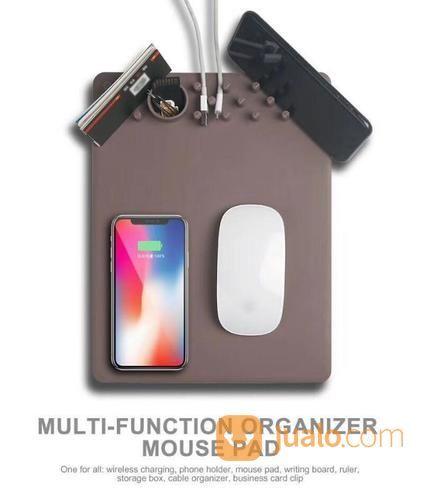 Mousepad wireless ch keyboard dan mouse 16014825