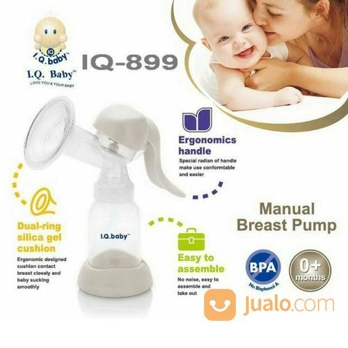 Iq baby breastpump ma perlengkapan anak dan bayi perlengkapan ibu bayi 16056653