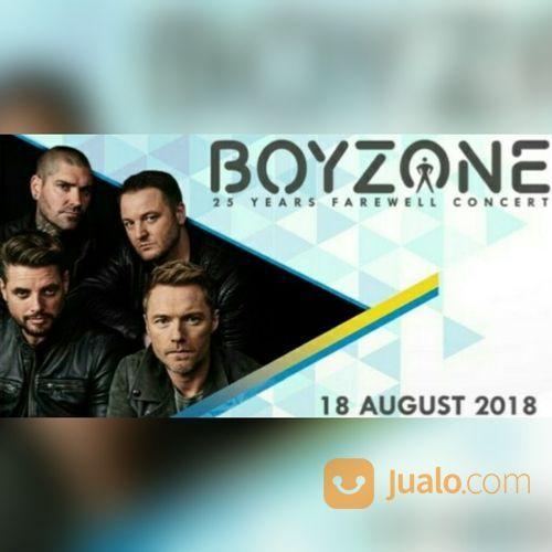 Ticket konser boyzone hobi dan aktivitas outdoor lainnya 16226193