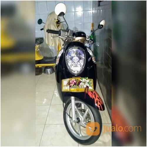 Honda scoopy mulus motor honda 16295589
