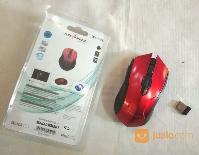 Mouse wireless gaming keyboard dan mouse 16379881