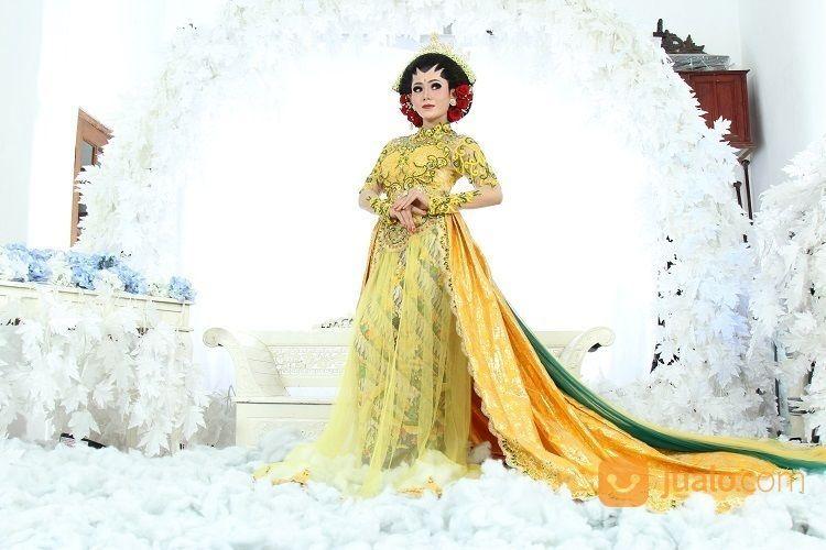Sewa Gaun Pengantin Muslimah Plus Paket Riasnya Di Surabaya