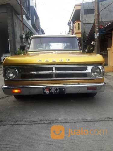 Dodge pickup th 75 mobil klasik dan antik 16409245
