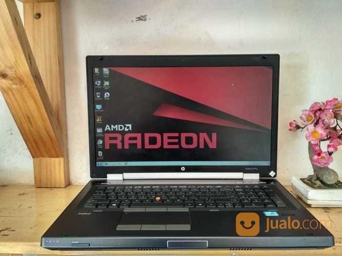 Hp elitebook workstat laptop 16448785