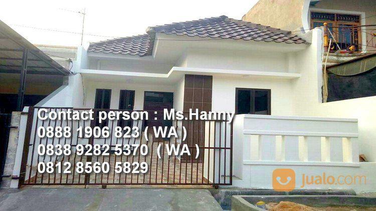 Rumah Cantik Bersih Siap Huni Harga Damai Di Harapan Indah