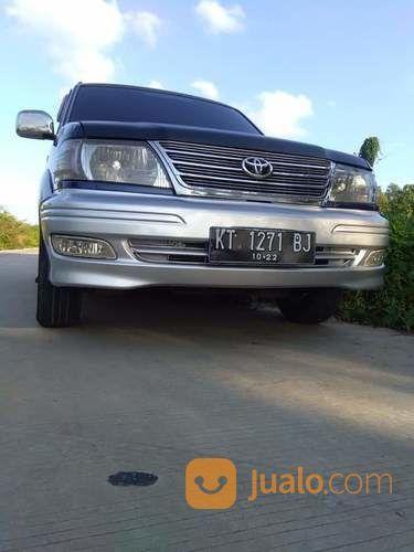 Toyota Kijang Krista Bensin Tahun 2002